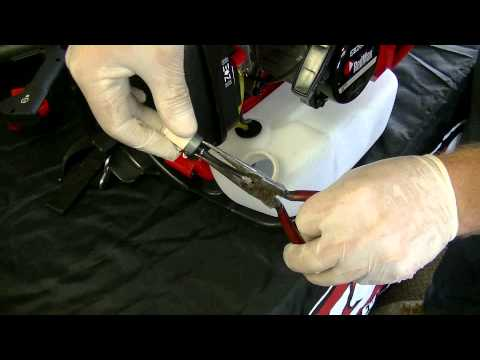 How To Replace A Backpack Blower Fuel Filter