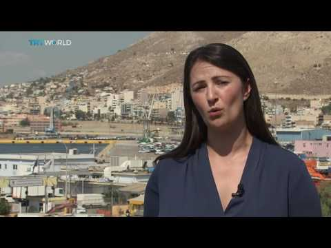 Money Talks: Relations between Greece and China