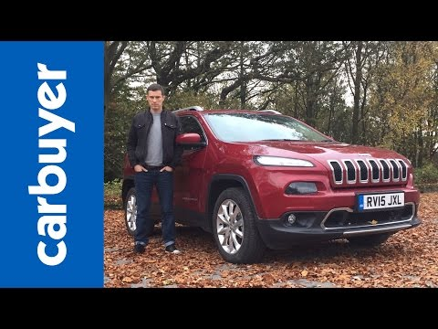 Jeep Cherokee SUV review – Carbuyer