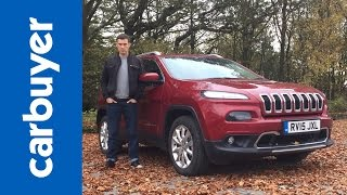 Jeep Cherokee SUV in-depth review - Carbuyer