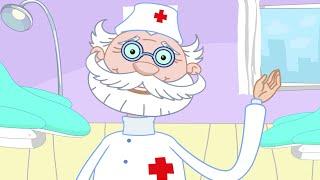 Добрый доктор Стоматолог мультфильм детям про зубы(, 2014-09-01T06:18:54.000Z)