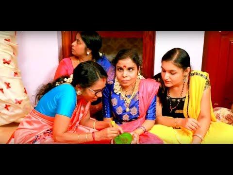 Vaikom vijayalakshmi weddingeve