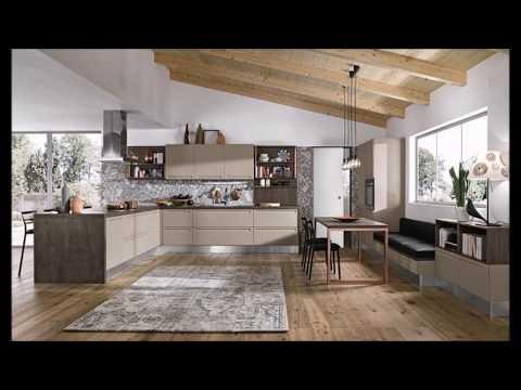 Cocinas modernas de diseño italiano