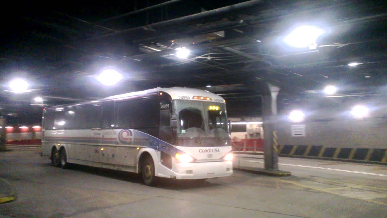 Schematics Port Authority Terminal Bus