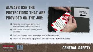 Toolbox Talk: General Safety