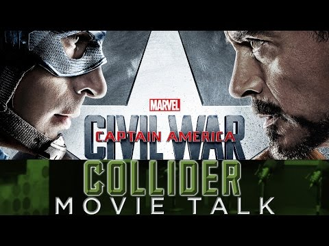 Collider Movie Talk - Early Civil War Reactions! New Suicide Squad Trailer
