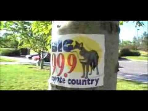 New Coyote Country Commercial 2010