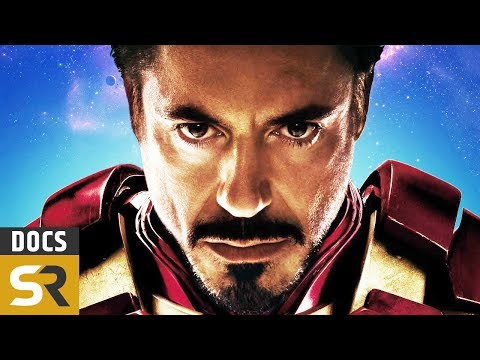 I Am Iron Man: The True Story Of Robert Downey Jr.'s Tony Stark