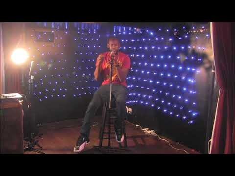 Singer Rapper Gerard Thompson Performing at Nabe Harlem in NYC - YV LiVE