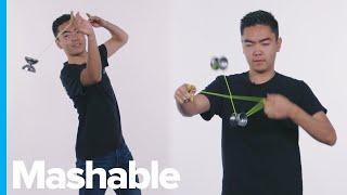 2018 National Yo-Yo Champion Evan Nagao Teaches Simple but Totally Awesome Tricks