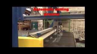 DKG Factory - How to manufacture and test auto glass