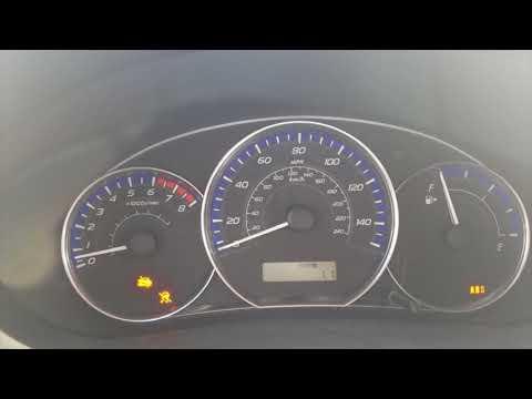2009-2013 Subaru Forester Brake Light Sensor Repair (the One With Nuts)