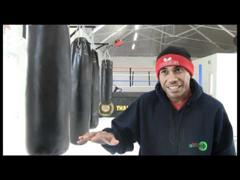 Kiribati Boxers - London 2012 Pre Games Training Camp