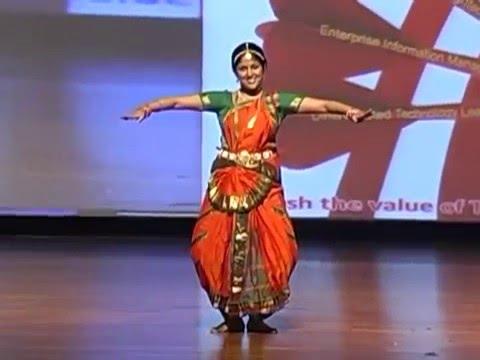 Payal Basu performing on Bikram Ghosh's Rhythmscape