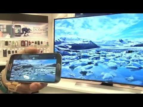 видео: test.tv: Изогнутный телевизор samsung - в нетерпеливом ожидании 4k-контента