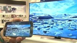 TEST.TV: Изогнутный телевизор Samsung - в нетерпеливом ожидании 4k-контента(Оригинальная компоновка, продвинутая начинка, формат 4k и, конечно, изогнутый экран, делают Samsung UHD Curved HU9000..., 2014-06-30T16:31:55.000Z)