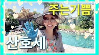 인기짱 산호세 지역 화사한 단독주택 w/수영장 &…
