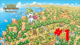 Pokemon Mystery Dungeon Explorers Of Sky Episode 1