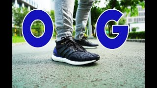 Adidas ULTRABOOST 1.0 OG 2018 RESTOCK Sizing and ON FEET Review with Comparison