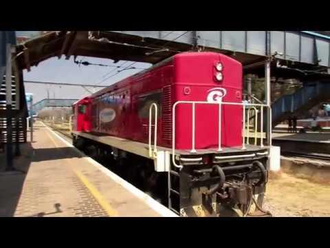 Grindrod Diesel Locomotive