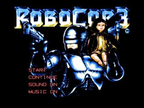Музыка из робокопа 3