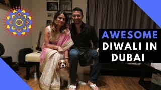 Amazing Diwali in Dubai!