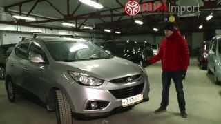 Hyundai ix 35 2010 год 2 л. 4WD от РДМ Импорт смотреть