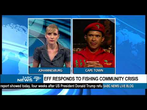 EFF responds to fishing community crisis