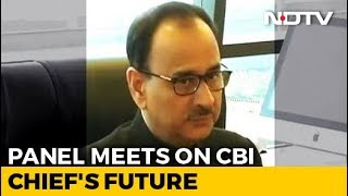 Day After Returning To Work, CBI Chief Alok Verma Transfers 5 Officers