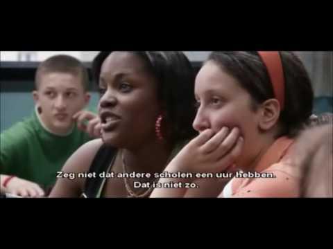 Afspraken voor de les Entre Les Murs