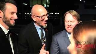 Chris Williams, Roy Conli & Don Hall At TheWrap.com's 6th Annual Pre-#Oscar Event #BigHero6