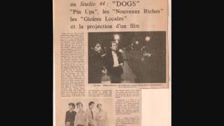 les DOGS & Gilles TANDY : P.U.N.K.     ( live au Studio 44 )