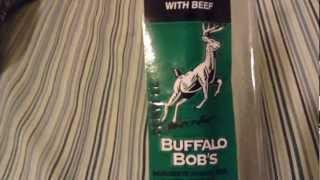 ( Buffalo Bobs Venison Teriyaki Stick )