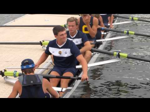 Henley Royal Regatta Cal Berkeley Mens Eight Launch July 2014