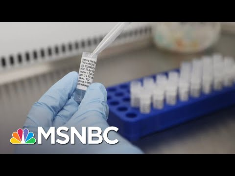 Experts Worry Trump May Rush Covid-19 Vaccine Due To Election | The 11th Hour | MSNBC