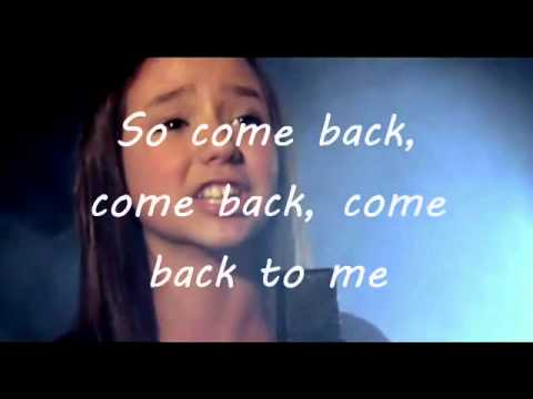 Maddi Jane - If This Was A Movie (LYRICS ON SCREEN)