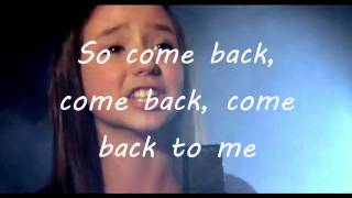 Maddi Jane - If This Was A Movie (LYRICS ON SCREEN)