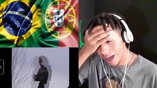 FRANKIEONTHEGUITAR ft. T-REX, LON3R JOHNY, BISPO ~ Tempo (Visualizer) #280 REACT