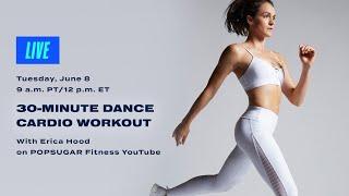 Entraînement cardio de danse de 30 minutes avec Erica Hood