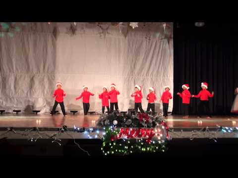 KCS Jingle Bells 2012 - Lathiri Poothiri...