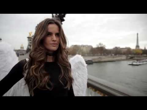 4e757d3366 Izabel Goulart takes her Angel wings