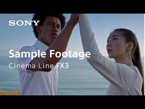 Sample footage | Cinema Line FX3 | Sony | α