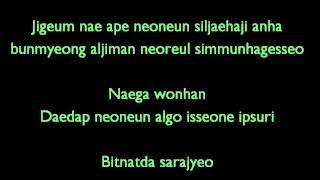 Repeat youtube video SHINee - Sherlock lyrics