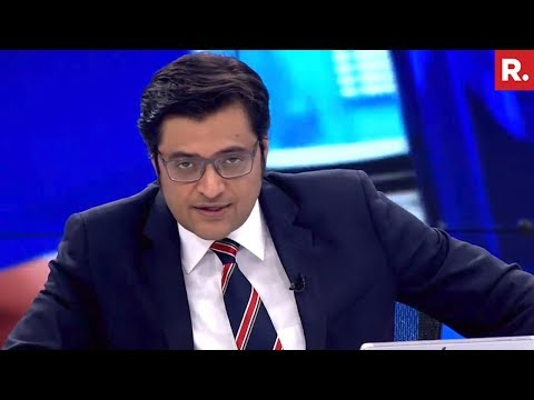 Congress SLAMS PM Modi's Post-Vote Walk, Runs To EC | The Debate With Arnab Goswami