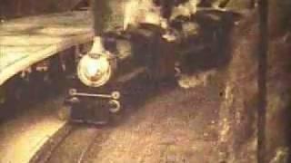 Staunton,Virginia Thunderous Power Of The Steam Train
