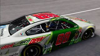 NASCAR '15 Victory Edition - Dale Earnhardt Jr @ Charlotte Night