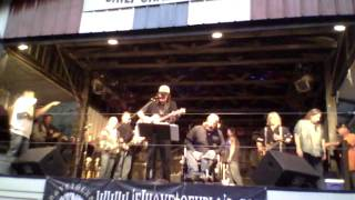 DAVID ALLAN COE COVER WHIPS AND THINGS @ ROSCOES CHILI CHALLENGE