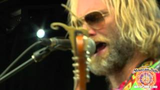"Anders Osborne (ft. Roosevelt Collier) - ""When I Paint My Masterpiece"" - Mountain Jam VIII - 6/1/12"