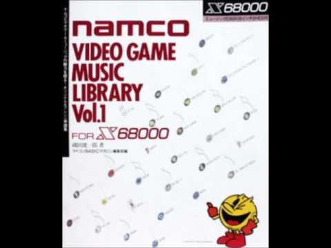 VGM Hall of Fame: XEVIOUS - Xevious do basic (X68000)