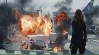 Captain America: Civil War trailer [Suicide Squad style]